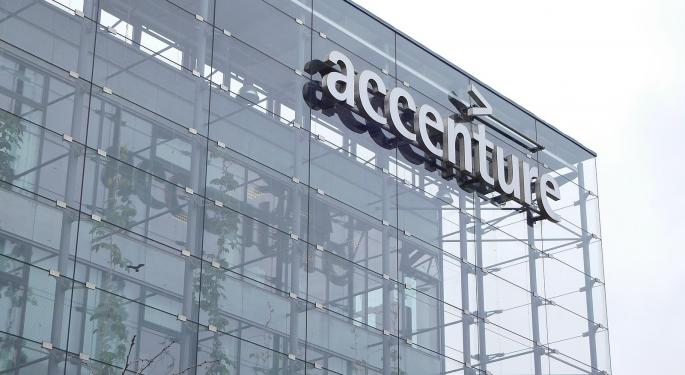 Accenture Reports Q4 Earnings Beat, Sales Miss