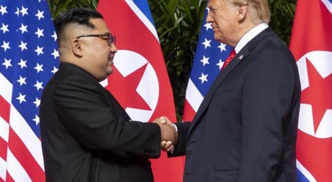 North Korea Leader Meets Top Military Officials Amid Rising Tensions