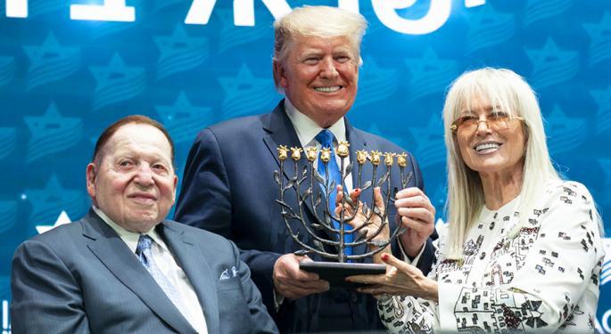 Las Vegas Sands CEO, Republican Megadonor Sheldon Adelson Dies At 87