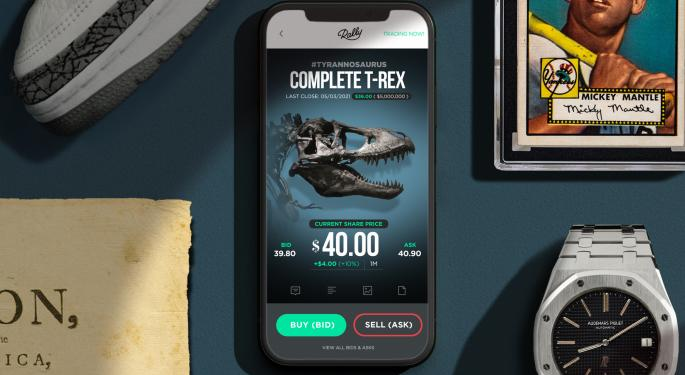 Collectibles Investment Pioneer Rally Secures $30M Series B Led By Accel