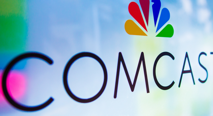 Large Comcast Option Trader Betting On 11% Downside