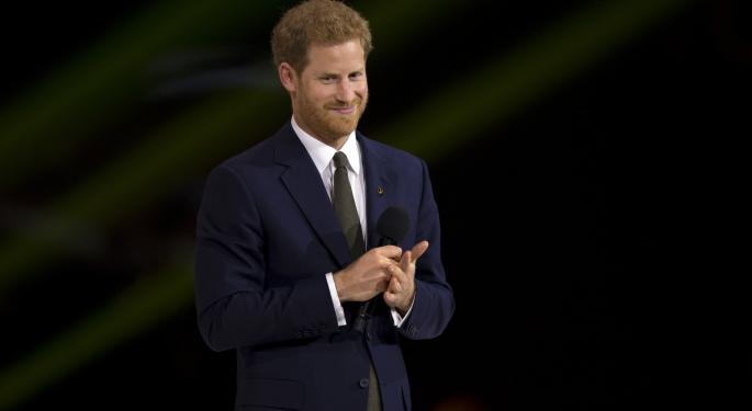 Burger King To Prince Harry: Come Join Our Royal Family