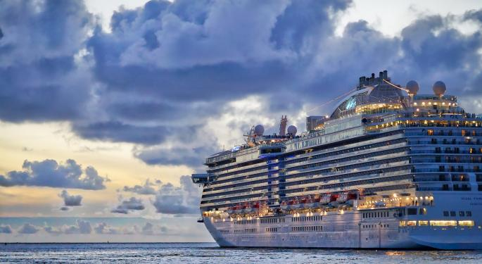Norwegian Plummets 12% As Company Says Cruises Won't Take To The Sea For Another Few Months