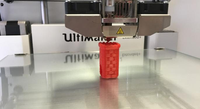 3D Printing Stocks May Be Less Correlated Than You Think