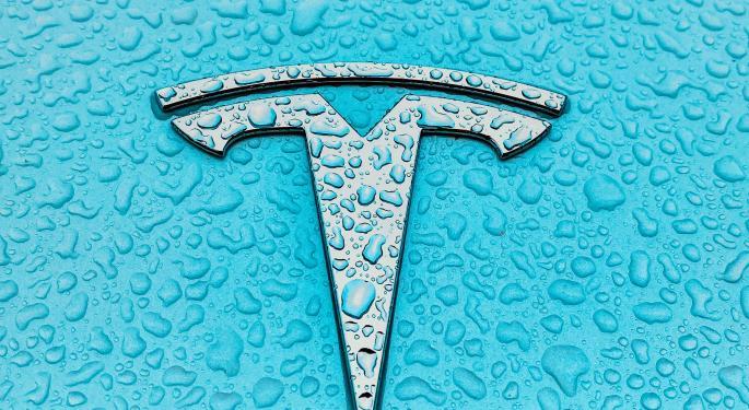 Tesla, entre las acciones más mencionadas en WallStreetBets