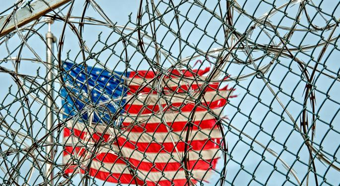 The 2016 Economics Nobel Prize Winner's Case Against Private Prisons: Contracts Are The Key