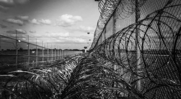 Height: Congressional Budget Deal A Boon For Private Prisons