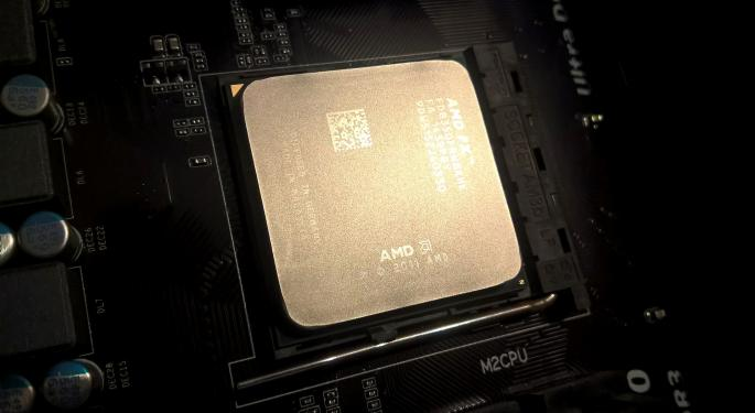 What Does AMD's Weak Price Action After Its Earnings Beat Mean?