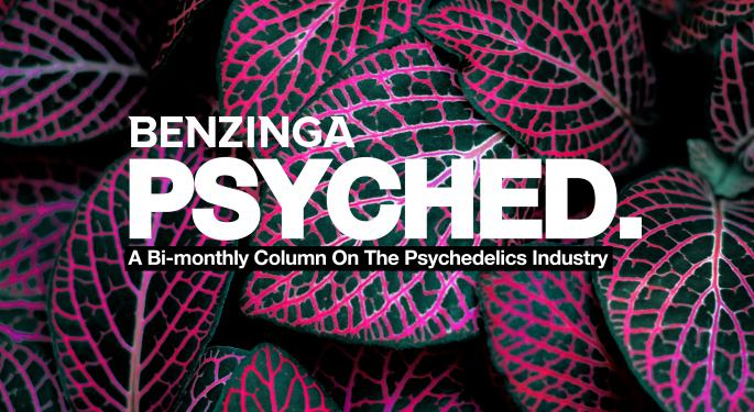 'Psyched': First Psychedelics Company Goes Public, Phase III Clinical Trials On MDMA For PTSD