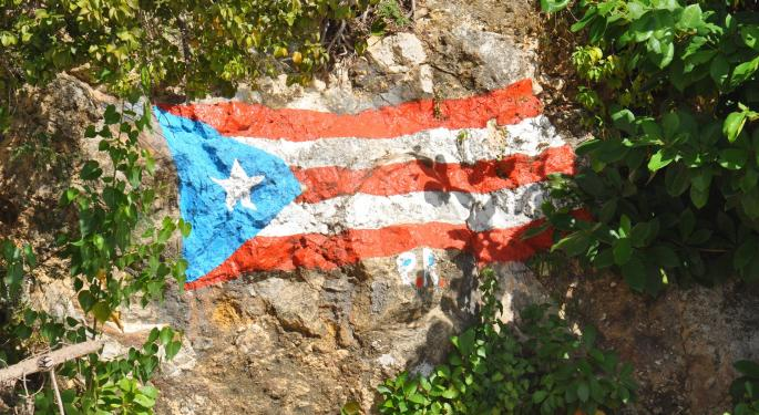 Muni Bond Expert On Puerto Rico: 'It's Going To Be More Than A Haircut'