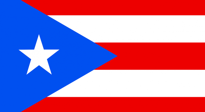 A Snapshot Of America's Medical Marijuana Markets: Puerto Rico