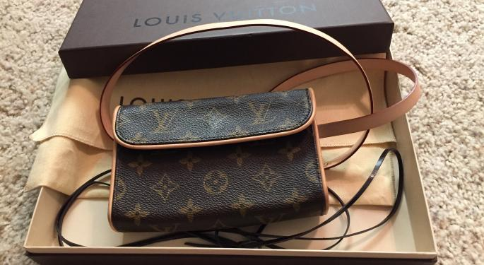 LVMH's Earnings Show High-End Luxury Market Remains Strong