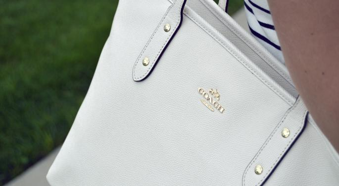 JPMorgan Likes Tapestry After Chat With Coach Parent Company