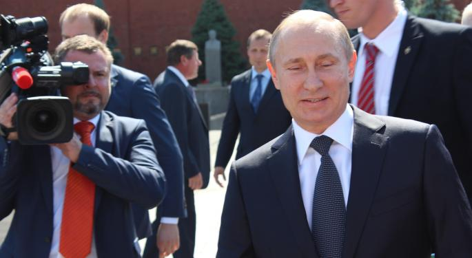 Geopolitical Analyst: Russia's Local Elections Show Cracks In Putin's Power