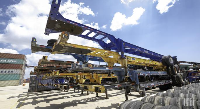 Q&A: U.S. Container Chassis Industry Still Finding Itself