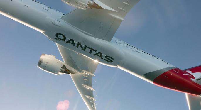 Qantas Consolidates Units In Response To Depressed International Market
