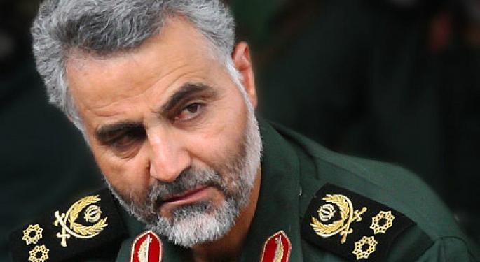 US Airstrike In Baghdad Kills Key Iranian Military Leader, Oil Prices See Sharp Gains