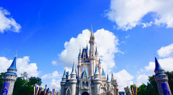 Only A Year Old And Disney+ Already Is Royalty In The Magic Kingdom And More Earnings News