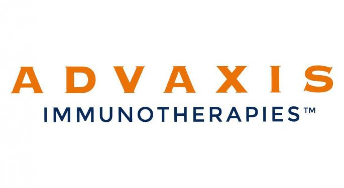 ADVAXIS MAKING BOLD STEPS IN NEW CANCER STUDIES AND AGREEMENT WITH COLUMBIA UNIVERSITY