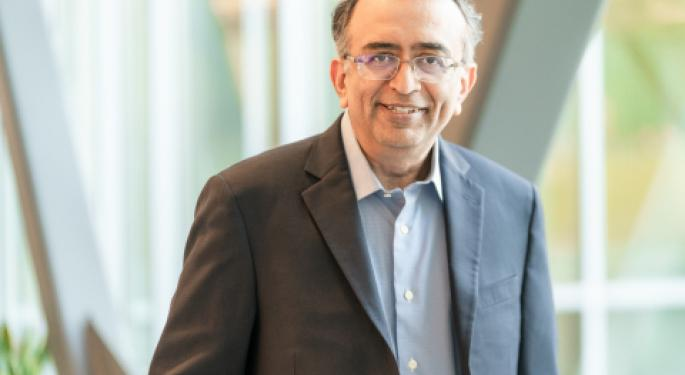 VMware Taps Raghu Raghuram As New CEO