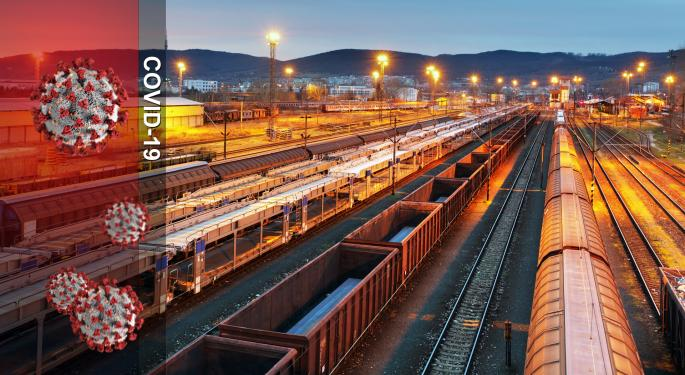 Rail Industry Positioned For Resilience Despite Coronavirus Toll