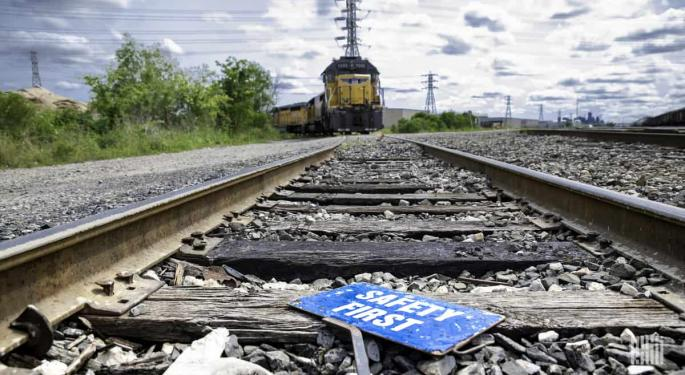 Federal Agencies, Rail Unions Team Up On Safety Research