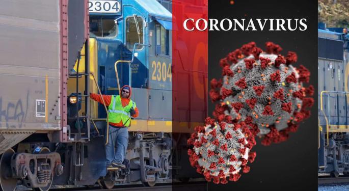 Rail Unions Seek Federal Help In Ensuring Coronavirus Response