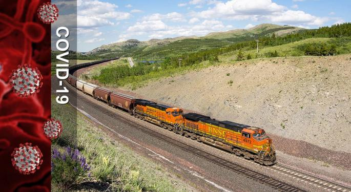 Lawmakers Want Federal Railroad Administration To Enact COVID-19 Guidelines