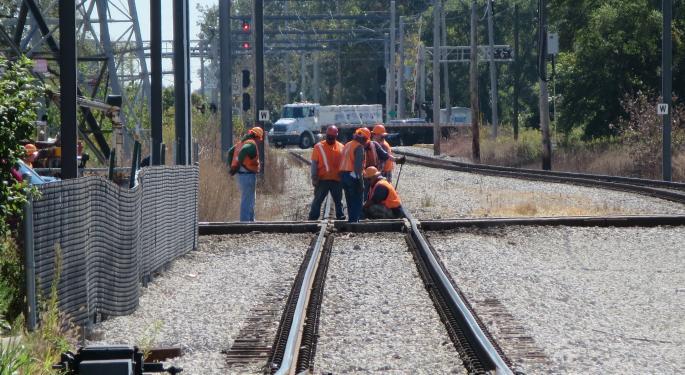 Class I Rail Employment Hits New Low