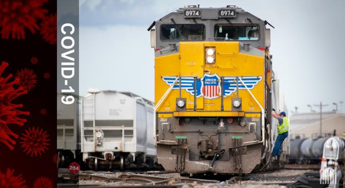 Class I Railroads Grapple With COVID-19 As Unions Seek Safety Assurances