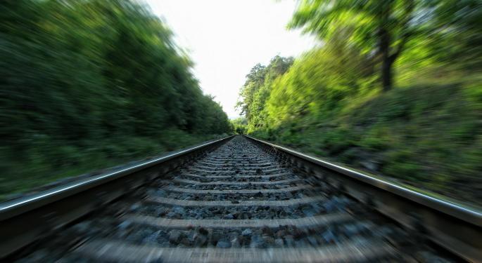 US Rail Traffic Slumps Again
