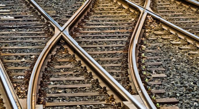 Down, Down: Rail Freight Operator Aurizon Reports Falls In Profits And Earnings