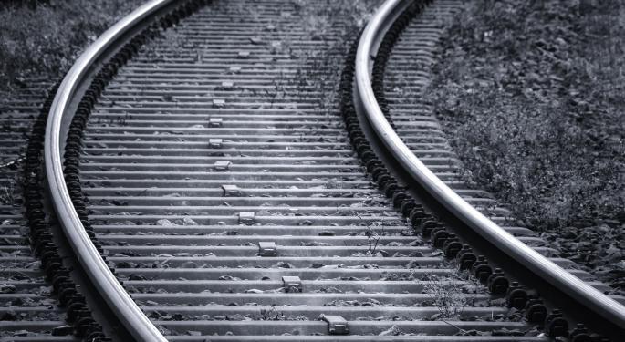 Slump Persists For North American Rail Volumes