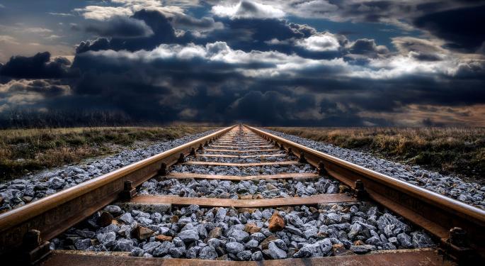 Trade Uncertainty, Coal Decline Push US Rail Volumes Lower