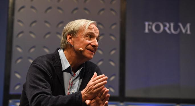 Ray Dalio Touts China's Economy, Says Global Markets In 'Special Moment'