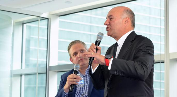 How Kevin O'Leary Of 'Shark Tank' Is Investing In The 'Great Digital Pivot' Triggered By COVID-19