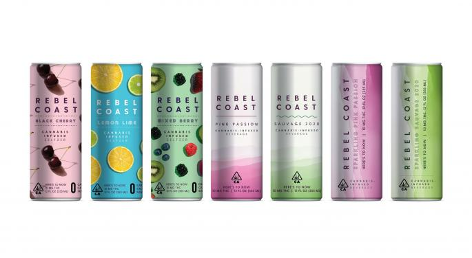 Rebel Coast Expands Product Portfolio With Sparkling Wine And Seltzers