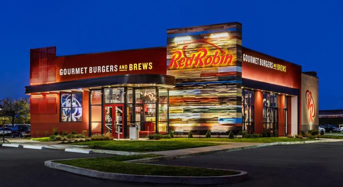 Raymond James Revises Red Robin Estimates Lower After CEO, Q1 Announcements