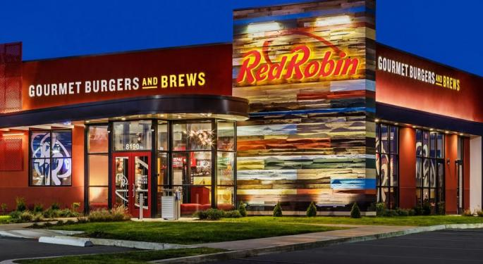 Vintage Capital Says Red Robin Board's Should Conduct Review Of Strategic Alternatives