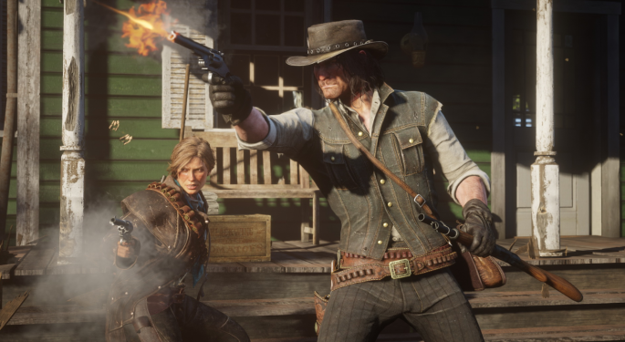 Why Bernstein Thinks Take-Two Is Set To Outperform