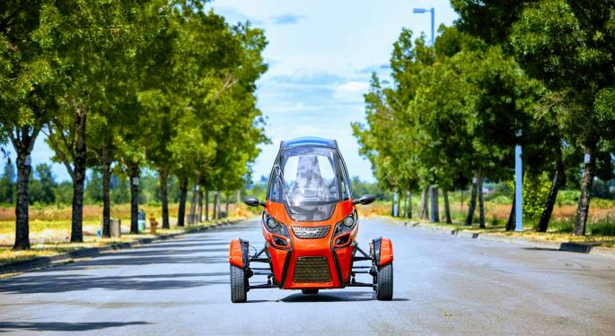 Exclusive: Arcimoto's CEO On How It's Reimagining Transportation On 'Power Hour'