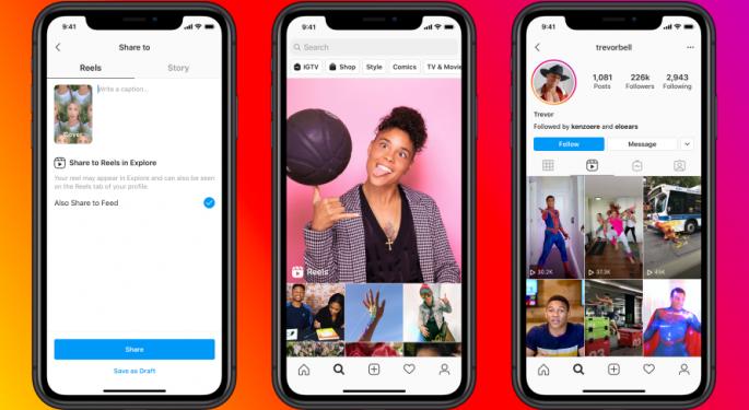 Instagram's 'Uncanny Ability': Tech Analyst Talks Reels, TikTok And Snapchat