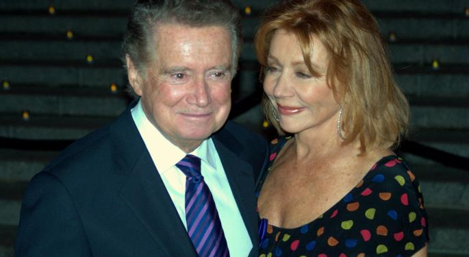 Beloved Television Icon Regis Philbin Dies At 88