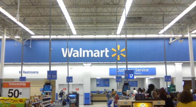 Why Wal-Mart Is Investing In Shipping: JPMorgan Explains