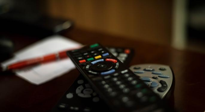 Why DISH Network's Stock Is Trading Higher Today