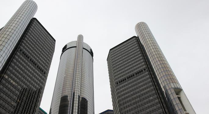GM To Close 7 Plants, Chop 15% Of Salaried Workforce