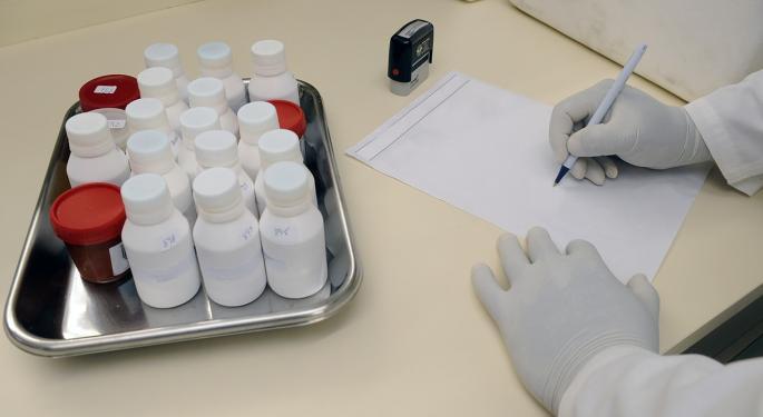 Cerulean Stock Shoots Higher On News Of Novartis Collaboration