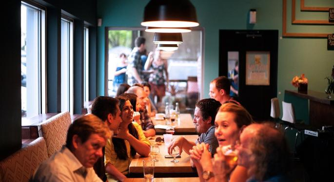 April's Restaurant Data Far From Encouraging, But There Is Hope
