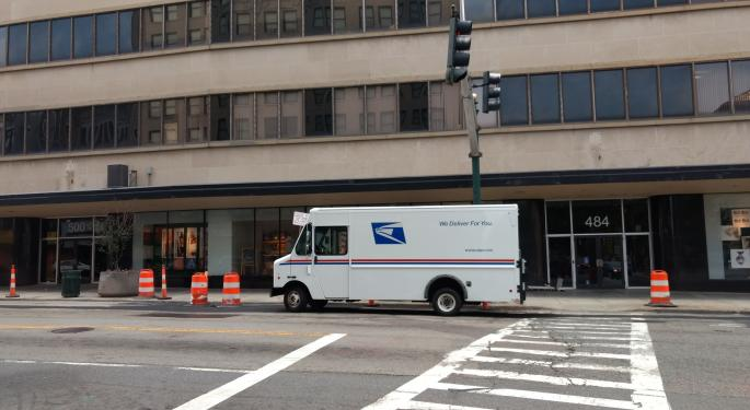 US Postal Service Volumes Grow 50% In Face Of Steep Loss
