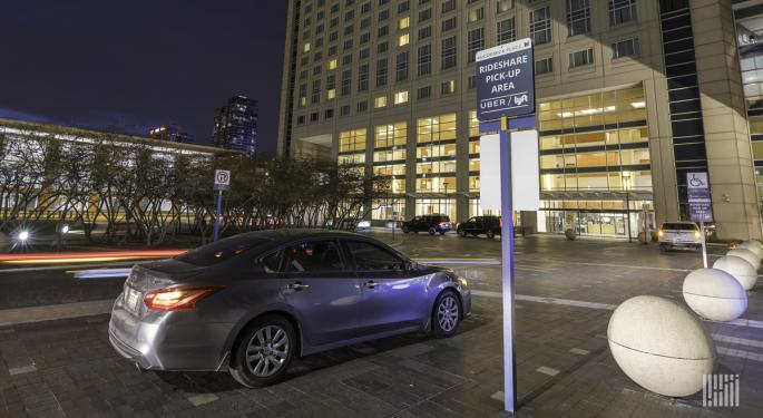 Uber, Lyft Get Months To Comply With Driver Classification Ruling